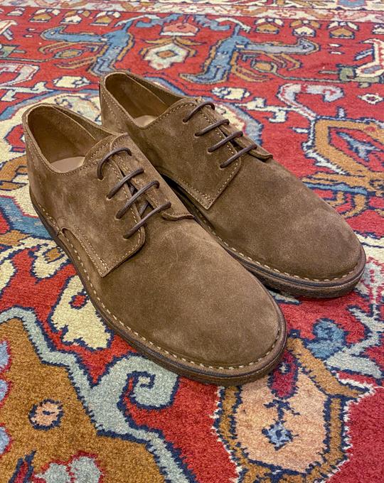 Sierra1940 - Zapatos Sierra Oxford Suede - Sierra 1940